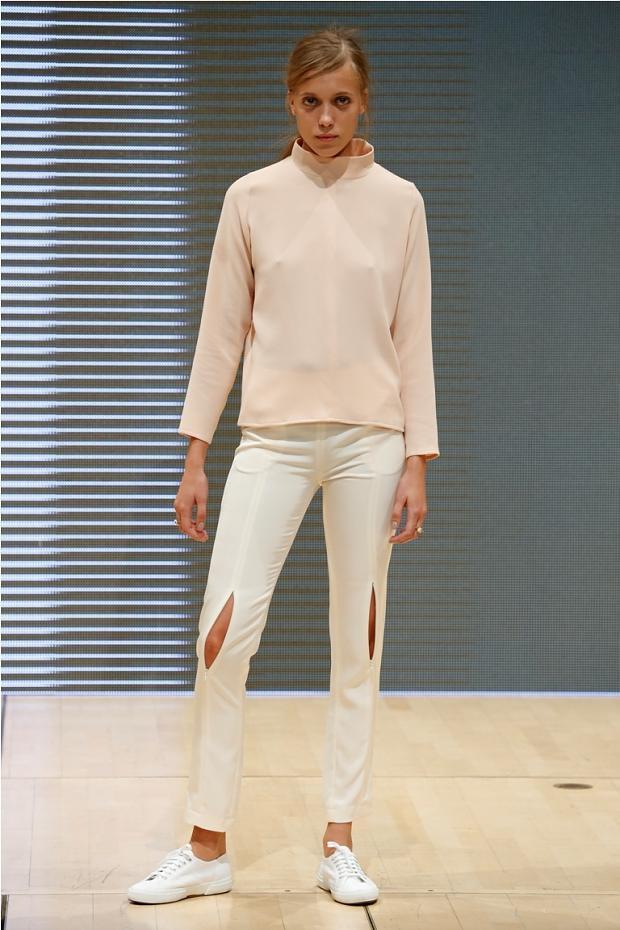Veronica B. Vallenes SS 2015 Copenhagen Fashion Week