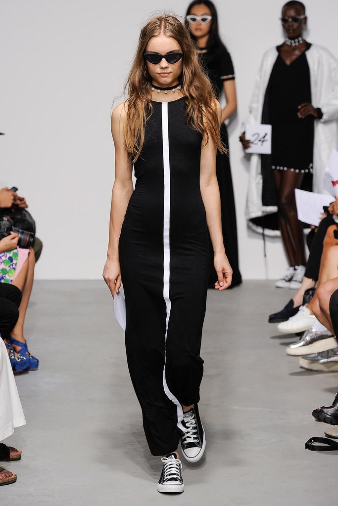 Adam Selman Ready To Wear SS 2015 NYFW