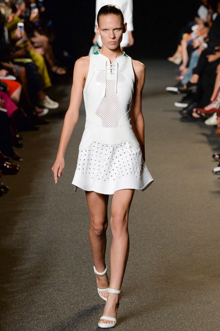 Alexander Wang Ready To Wear SS 2015 NYFW