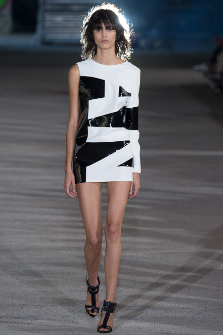Anthony Vaccarello SS 2015 PFW