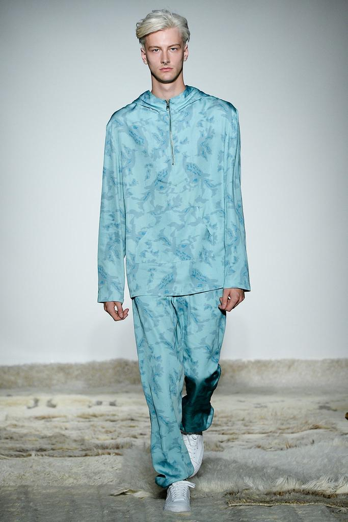 Baja East Ready To Wear SS 2015 NYFW (6)