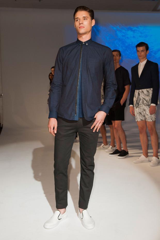 Bespoken Menswear SS 2015 Lookbook