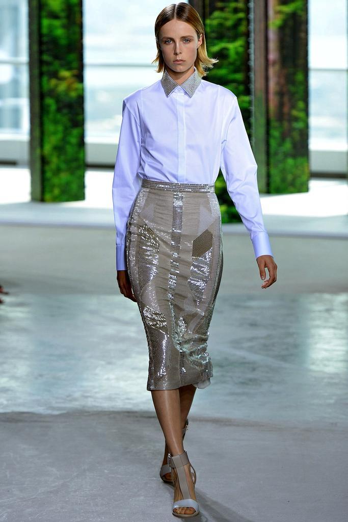 Boss Ready To Wear SS 2015 NYFW (32)