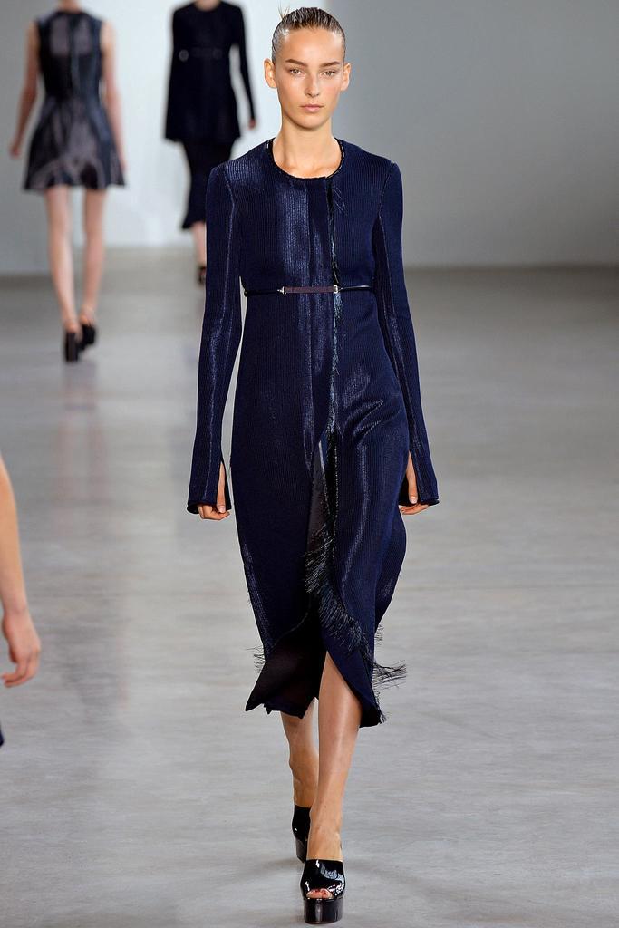 Calvin Klein Collection SS 2015 NYFW
