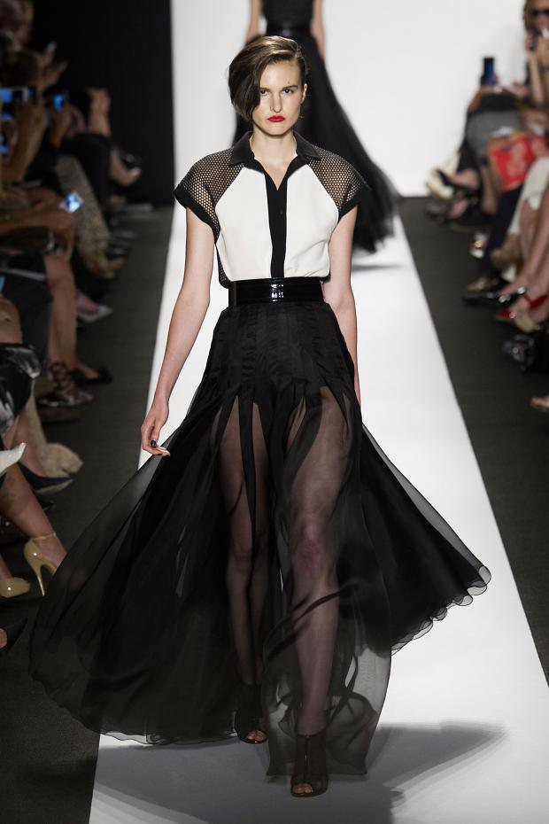 Carmen Marc Valvo Ready To Wear SS 2015 NYFW (43)