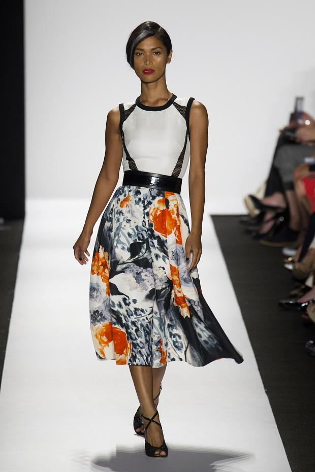 Carmen Marc Valvo Ready To Wear SS 2015 NYFW