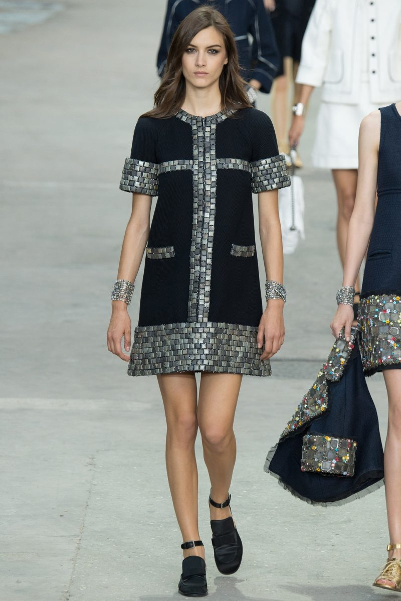 Chanel SS 2015 PFW (38)