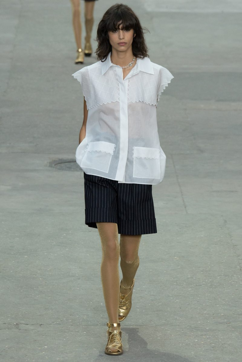 Chanel SS 2015 PFW (67)