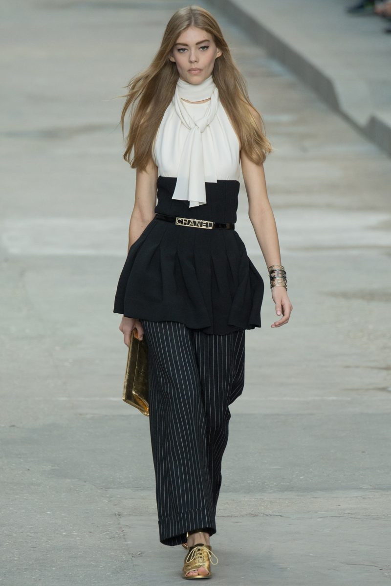 Chanel SS 2015 PFW (73)