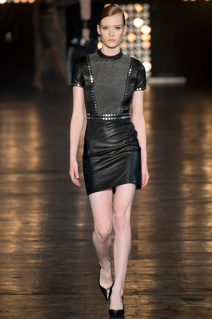 Diesel Black Gold Ready To Wear SS 2015 NYFW