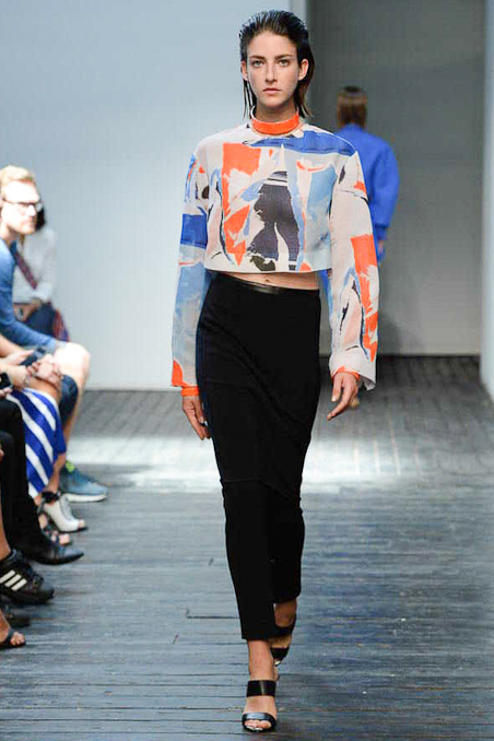 Dion Lee Ready To Wear SS 2015 NYFW (11)