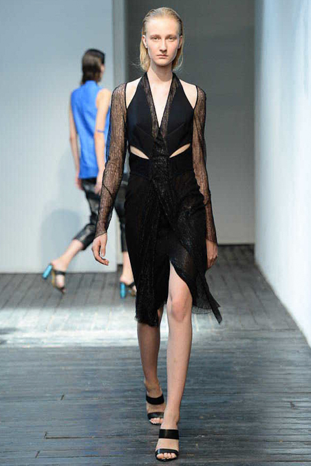 Dion Lee Ready To Wear SS 2015 NYFW (24)