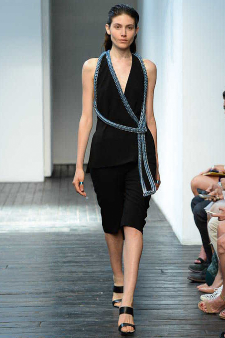 Dion Lee Ready To Wear SS 2015 NYFW (28)