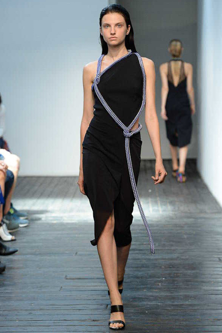 Dion Lee Ready To Wear SS 2015 NYFW (29)