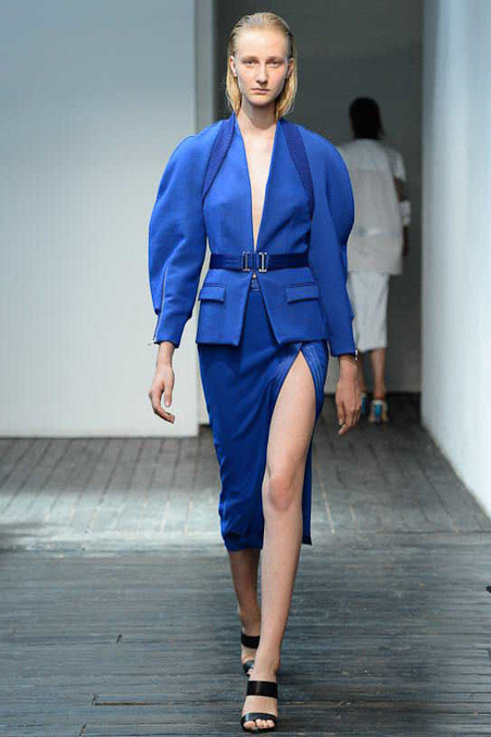 Dion Lee Ready To Wear SS 2015 NYFW (6)