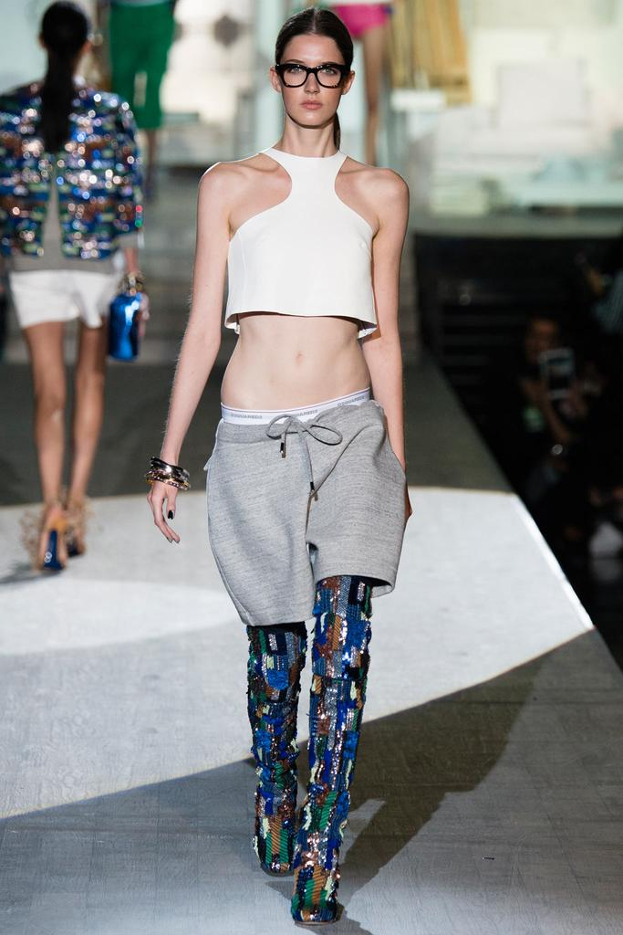 Dsquared² SS 2015 MFW (12)