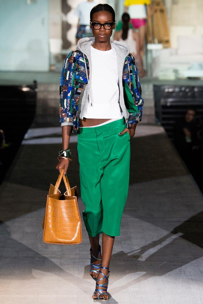 Dsquared² SS 2015 MFW (13)