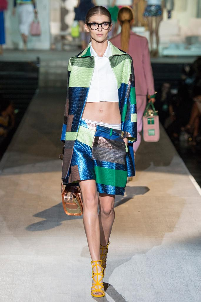 Dsquared² SS 2015 MFW (21)