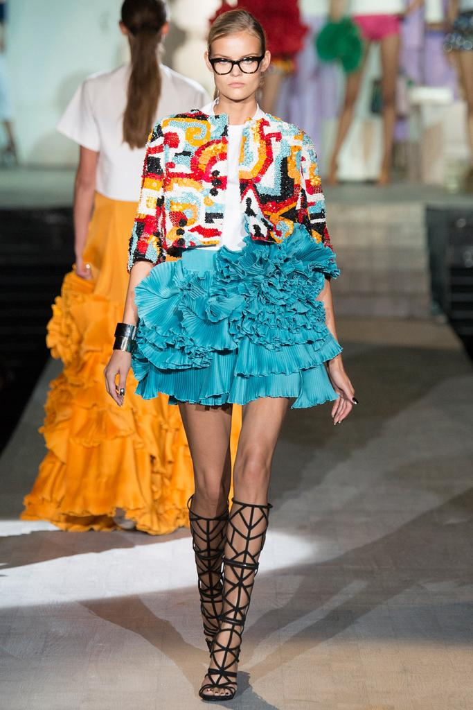 Dsquared² SS 2015 MFW (26)