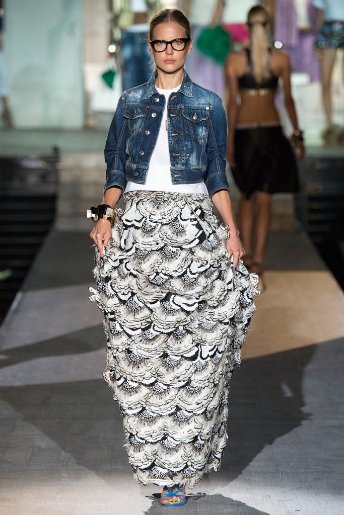 Dsquared² SS 2015 MFW (30)