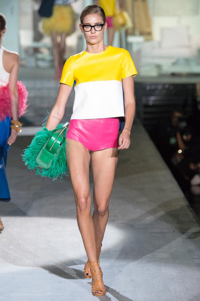 Dsquared² SS 2015 MFW (8)