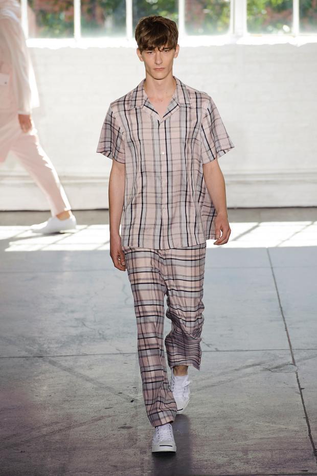 Duckie Brown SS 2015 Menswear NYFW