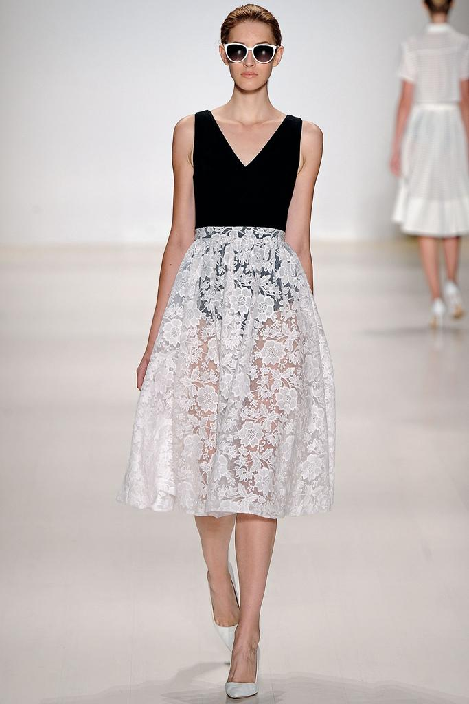 Erin Fetherston Ready To Wear SS 2015 NYFW (11)