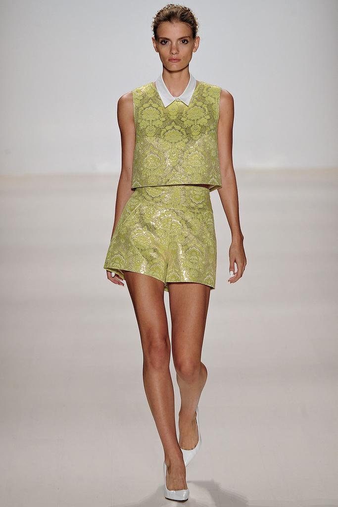 Erin Fetherston Ready To Wear SS 2015 NYFW (20)