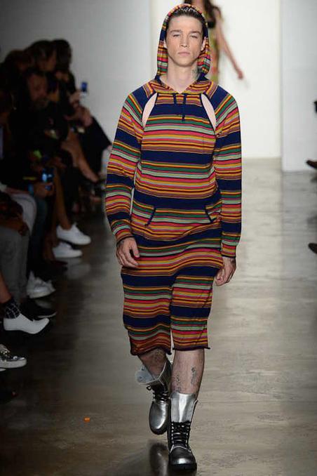 Jeremy Scott Ready To Wear SS 2015 NYFW