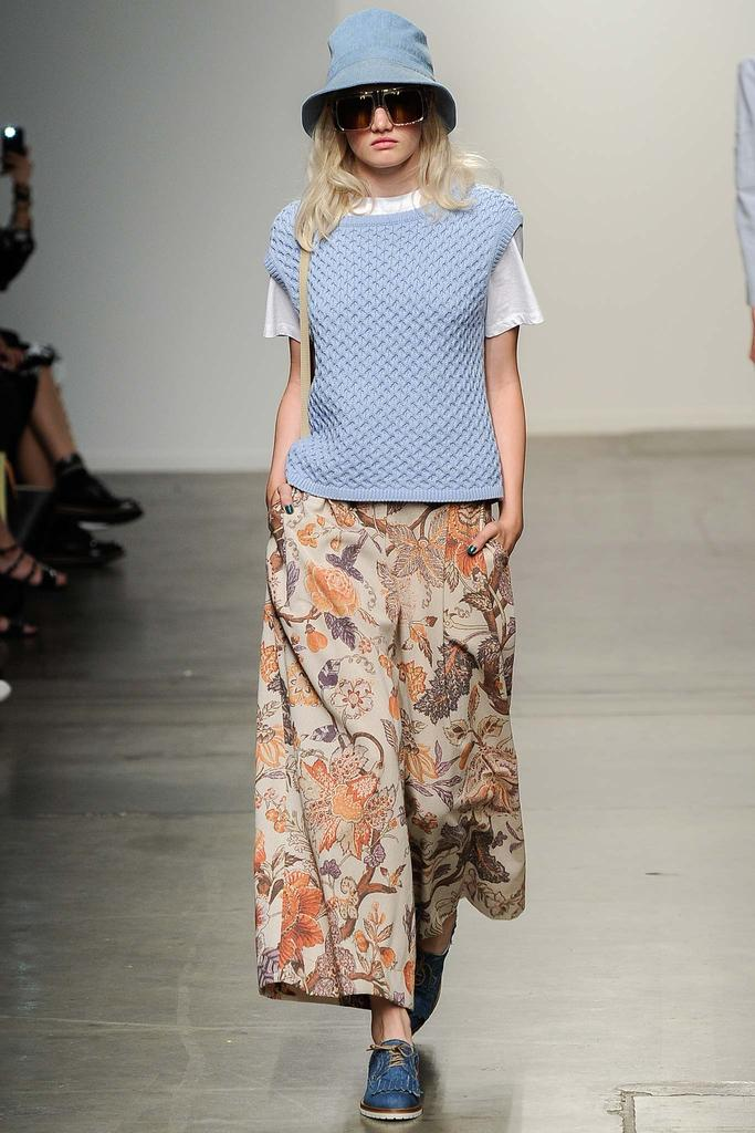 Karen Walker Ready To Wear SS 2015 NYFW (8)
