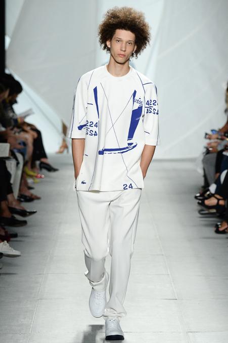 Lacoste Ready To Wear SS 2015 NYFW