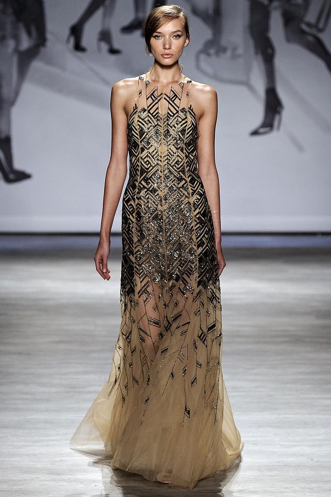 Lela Rose Ready To Wear SS 2015 NYFW