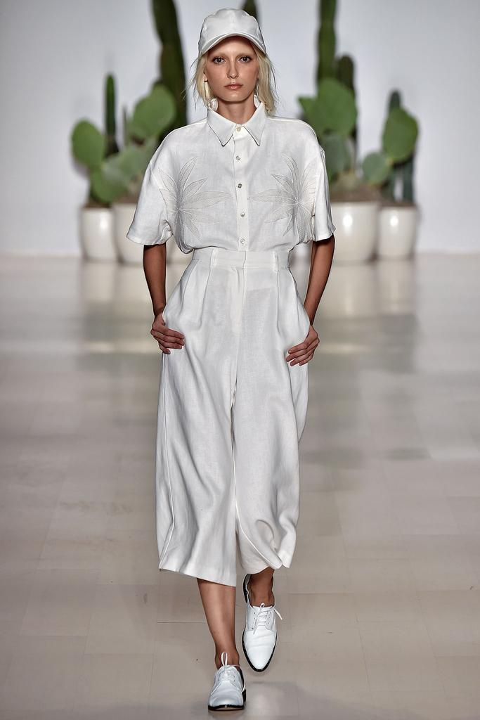 Mara Hoffman Ready To Weary SS 2015 NYFW