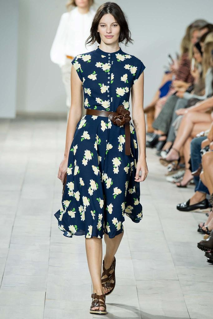 Michael Kors Ready To Wear SS 2015 NYFW (12)