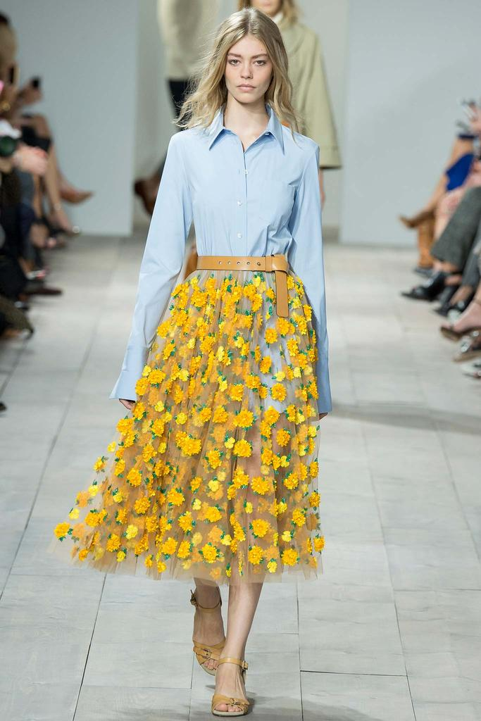 Michael Kors Ready To Wear SS 2015 NYFW (14)