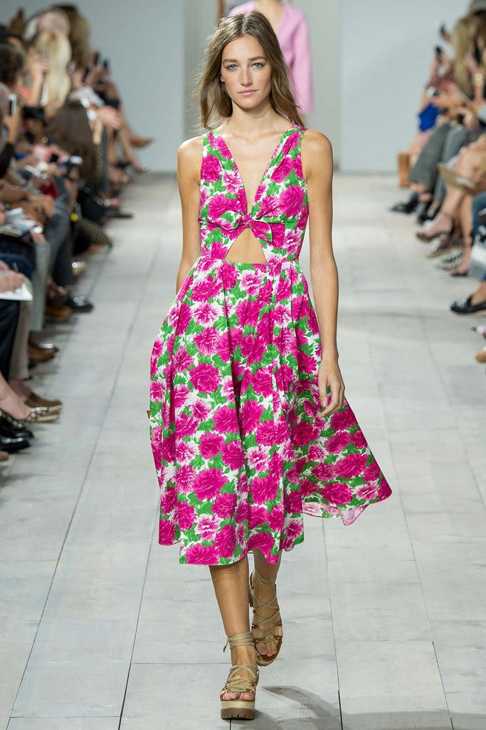 Michael Kors Ready To Wear SS 2015 NYFW (22)