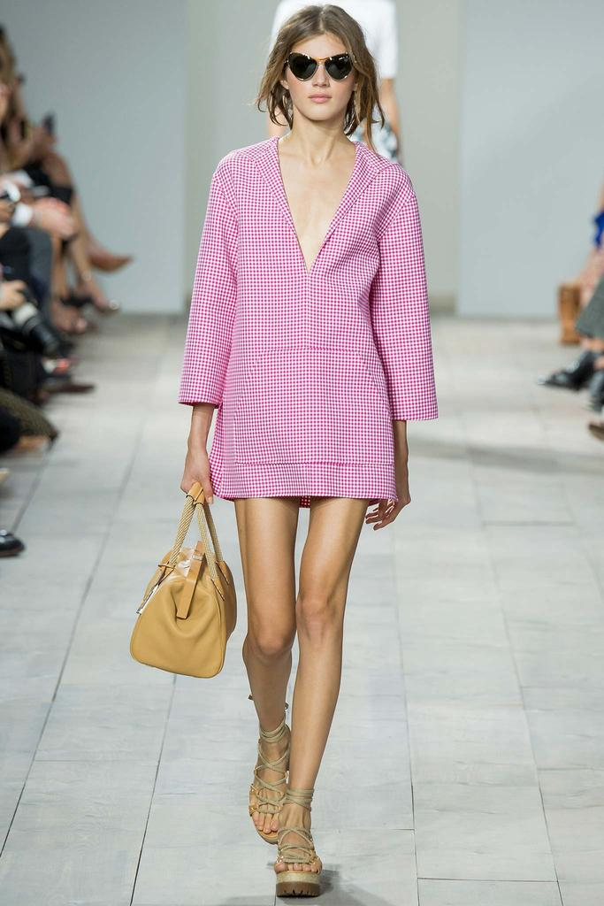 Michael Kors Ready To Wear SS 2015 NYFW (23)