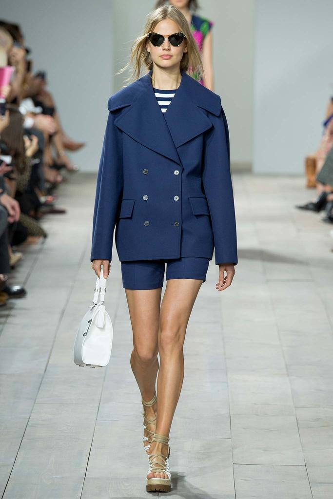 Michael Kors Ready To Wear SS 2015 NYFW (26)