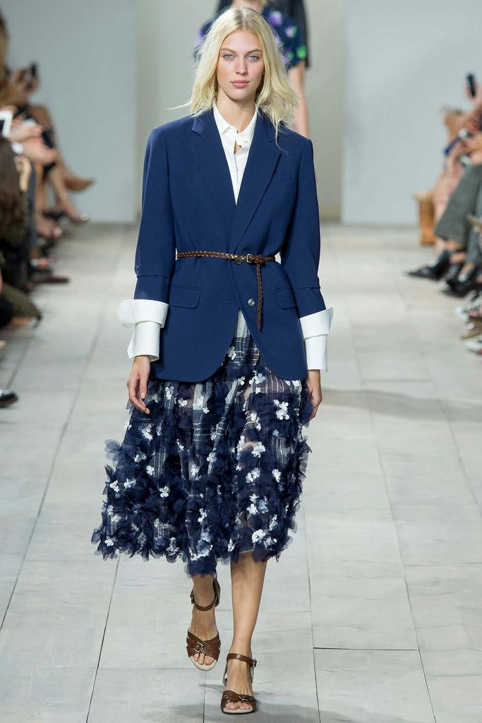 Michael Kors Ready To Wear SS 2015 NYFW (28)