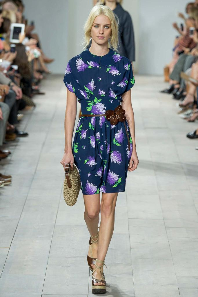 Michael Kors Ready To Wear SS 2015 NYFW (29)