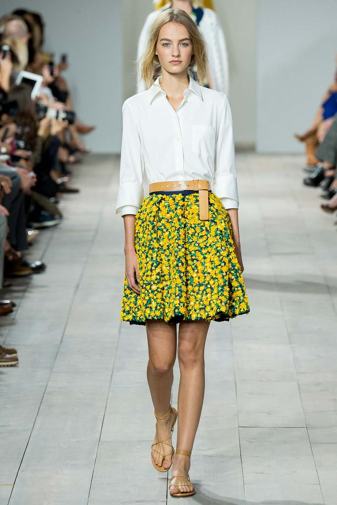 Michael Kors Ready To Wear SS 2015 NYFW (3)