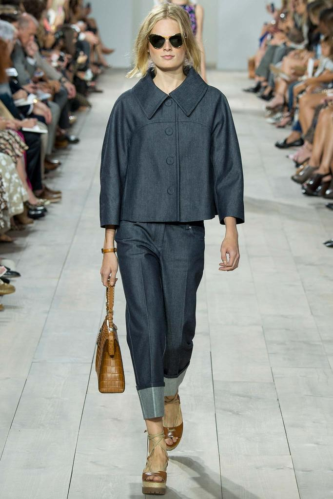 Michael Kors Ready To Wear SS 2015 NYFW (30)