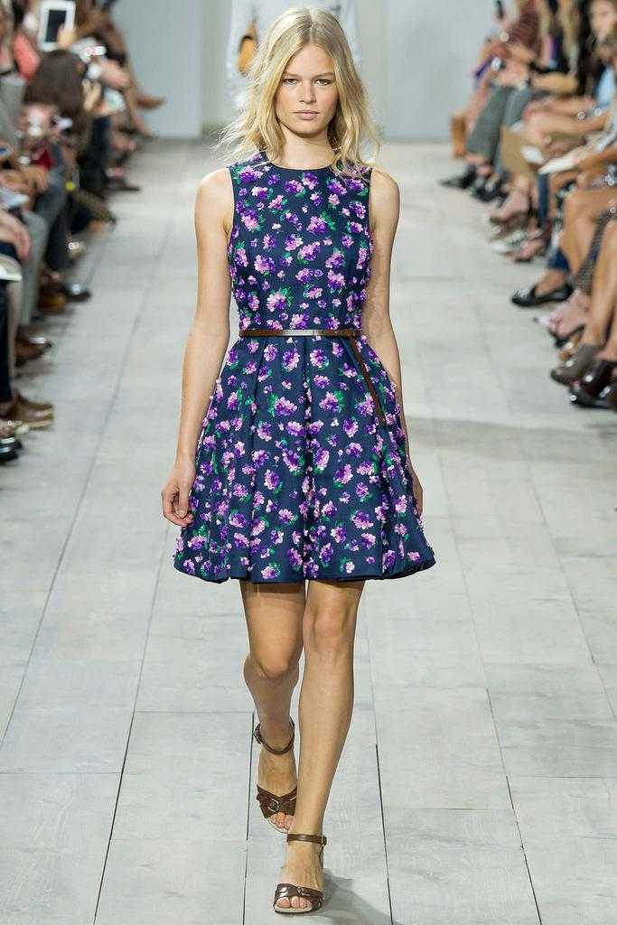 Michael Kors Ready To Wear SS 2015 NYFW (31)