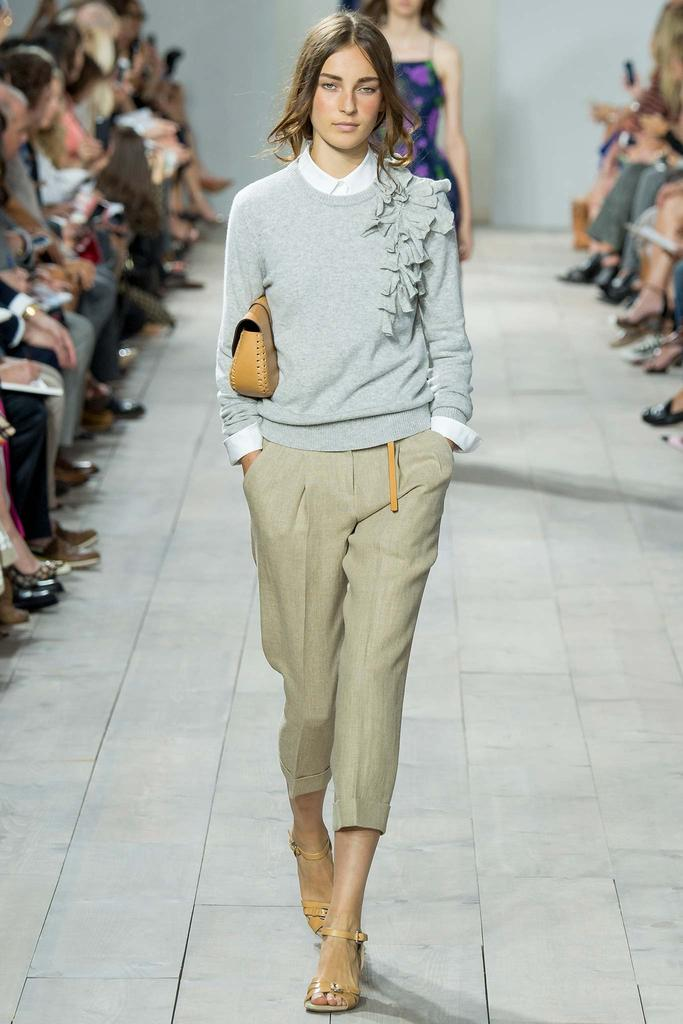 Michael Kors Ready To Wear SS 2015 NYFW (32)