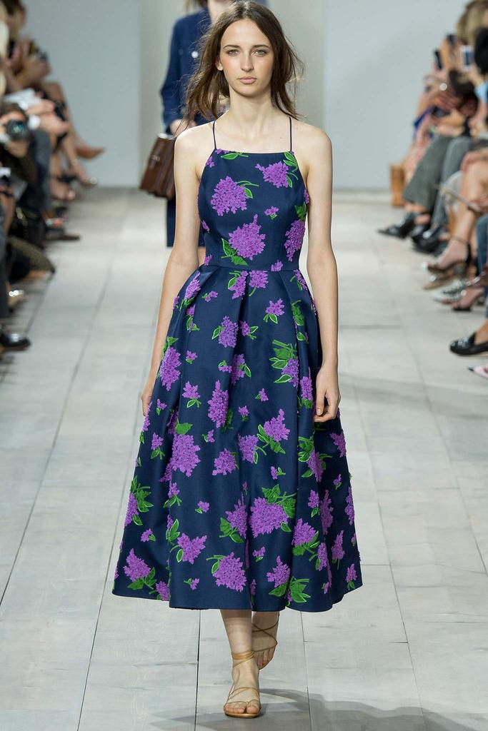 Michael Kors Ready To Wear SS 2015 NYFW (33)