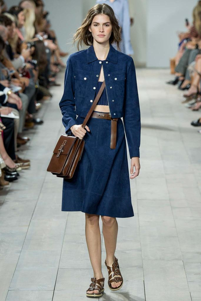 Michael Kors Ready To Wear SS 2015 NYFW (34)