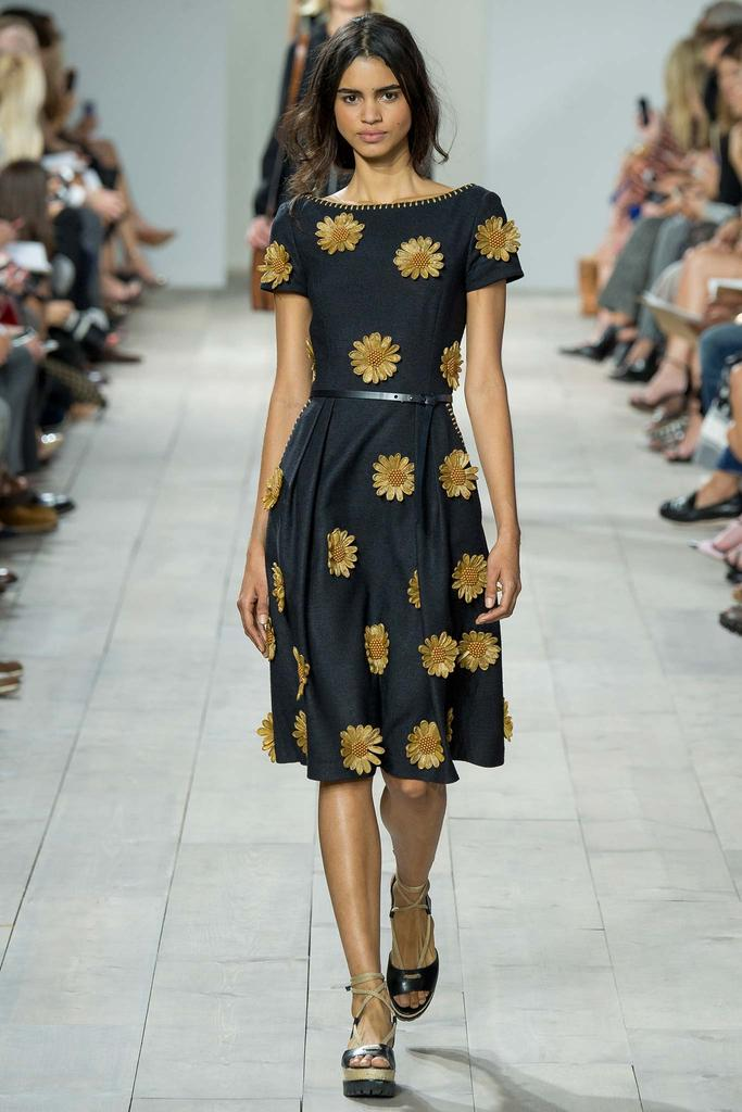Michael Kors Ready To Wear SS 2015 NYFW (44)