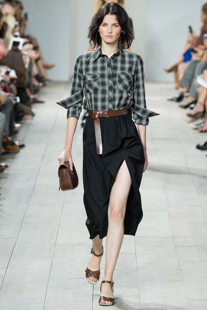 Michael Kors Ready To Wear SS 2015 NYFW (47)
