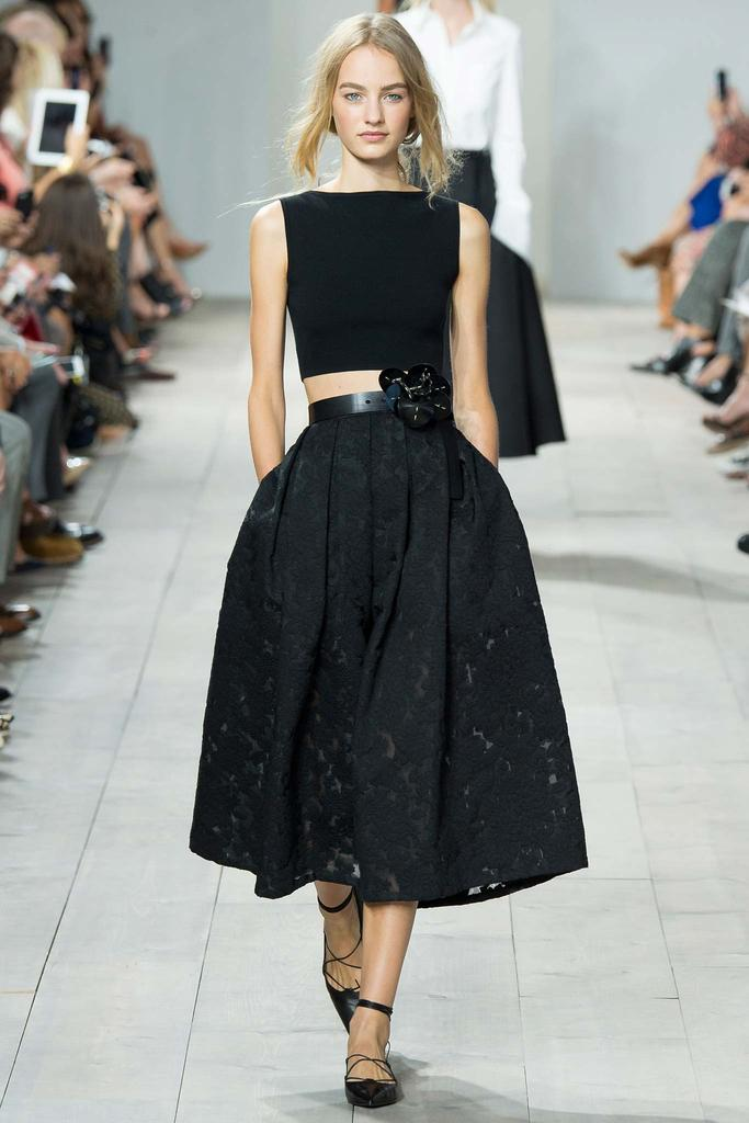 Michael Kors Ready To Wear SS 2015 NYFW (49)
