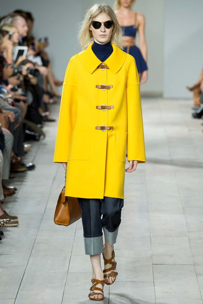 Michael Kors Ready To Wear SS 2015 NYFW (5)